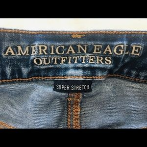 American Eagle Outfitters / Super Stretch Shorts